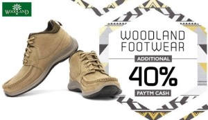 Woodland Shoes Offer